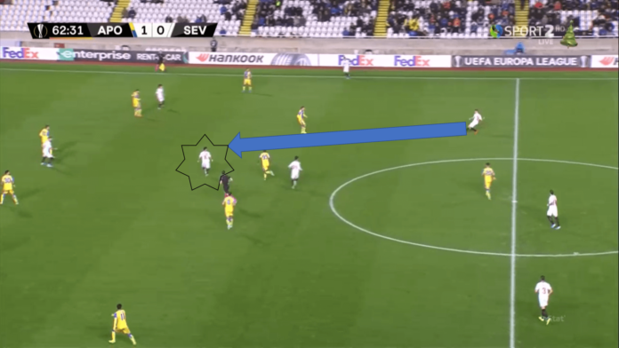 Rony Lopes at Nice 2019/20 - scout report tactical analysis tactics