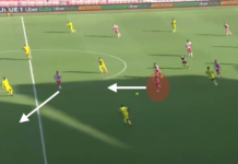 Sofiane Diop at AS Monaco 2020/2021 - scout report - tactical analysis - tactics
